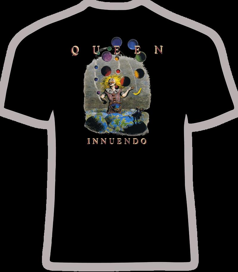 Queen Innuendo t shirt
