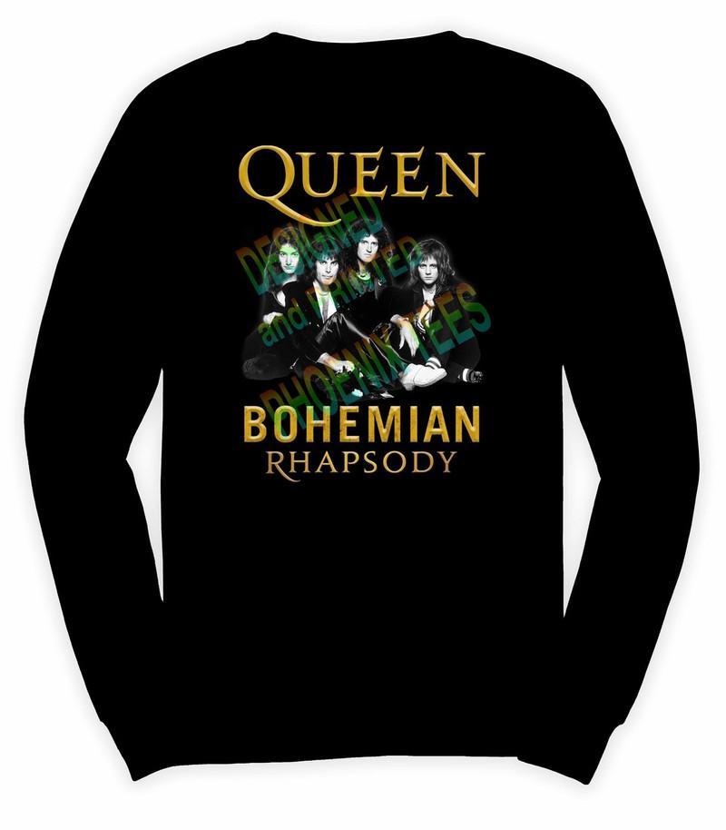 Queen Bohemian Rhapsody tshirt