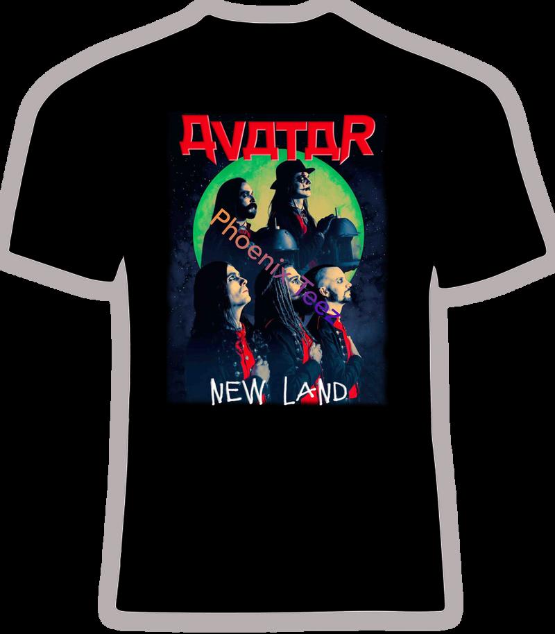 Avatar New Land