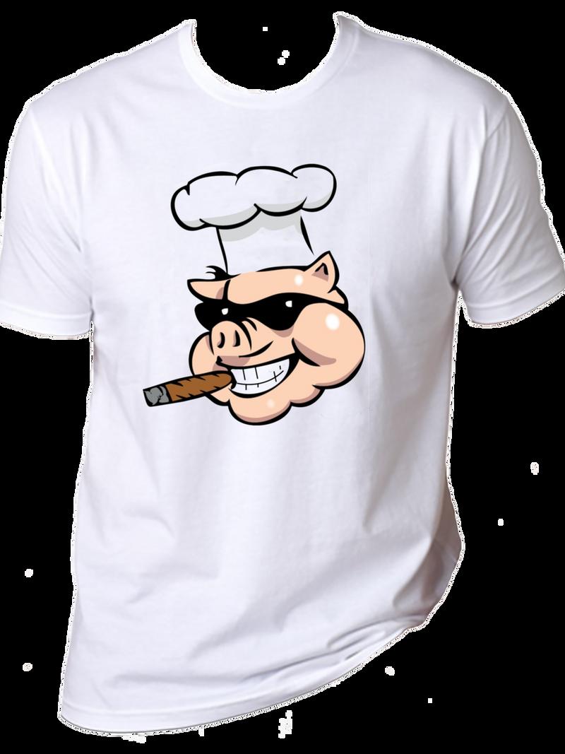 Cool Barbecue Chef