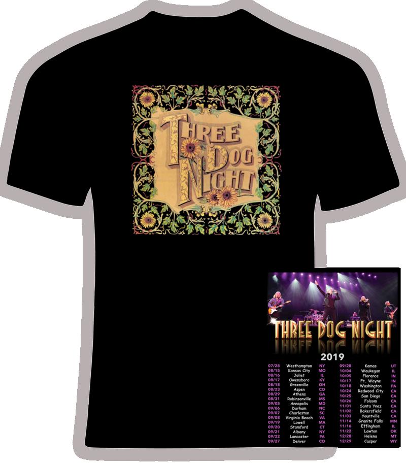 Three Dog Night 2019 Concert Tour