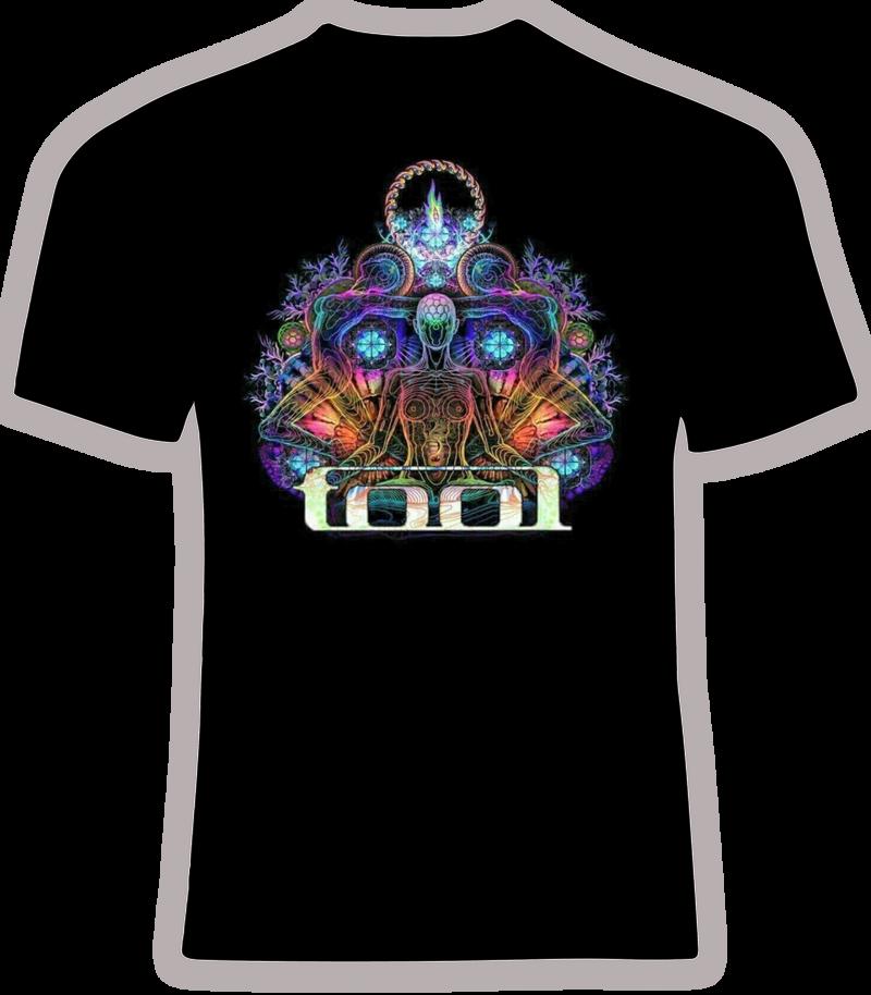 Tool Band 1 T Shirt