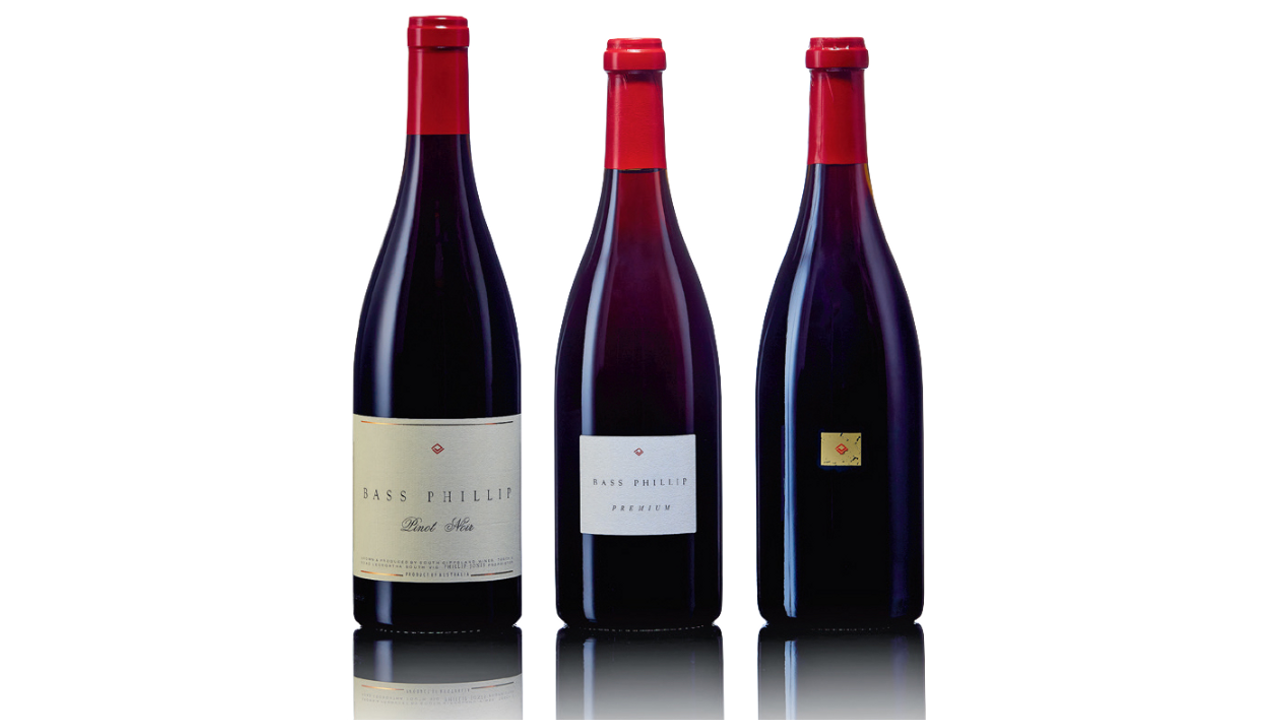 James Halliday reviews Bass Phillip wines