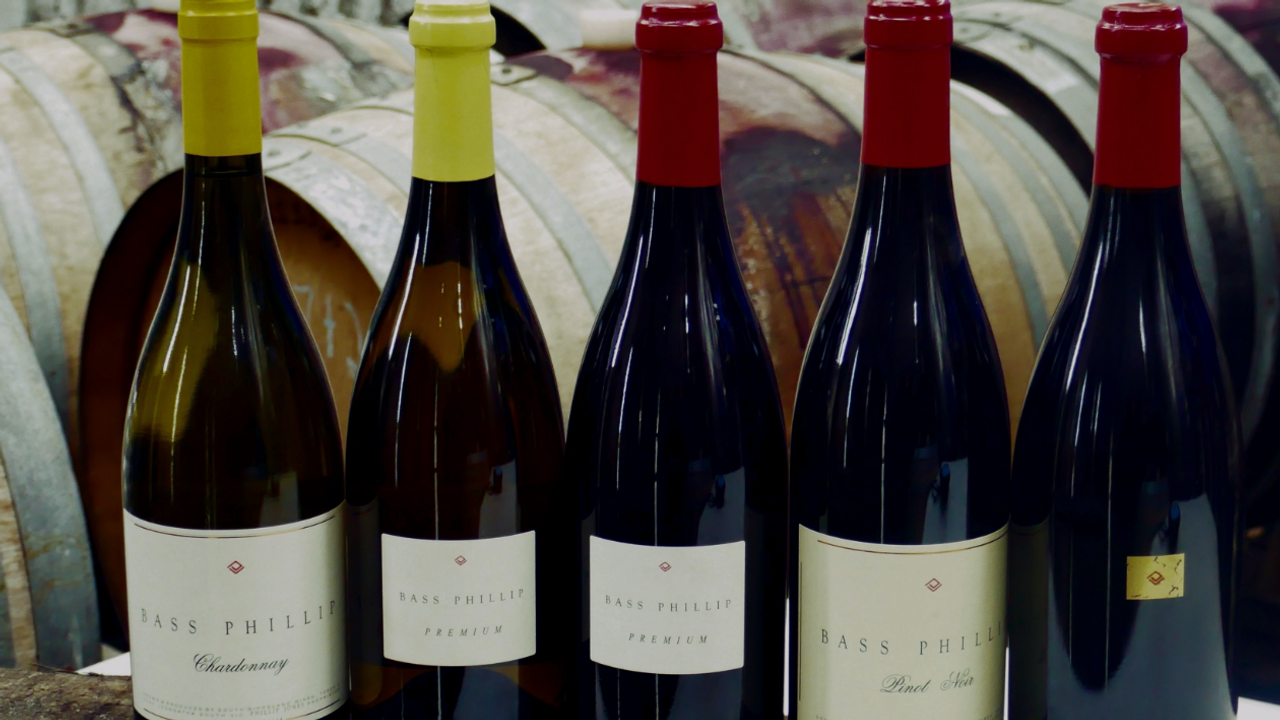 James Halliday reviews Bass Phillip wines