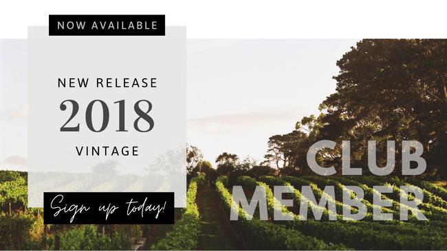 New release of the 2018 vintage is now available to Bass Phillip Club Members