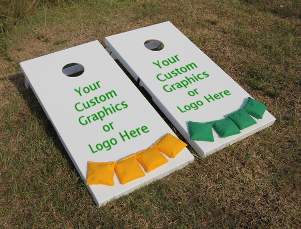 Cornhole Board - Slimline Series - Custom Graphics