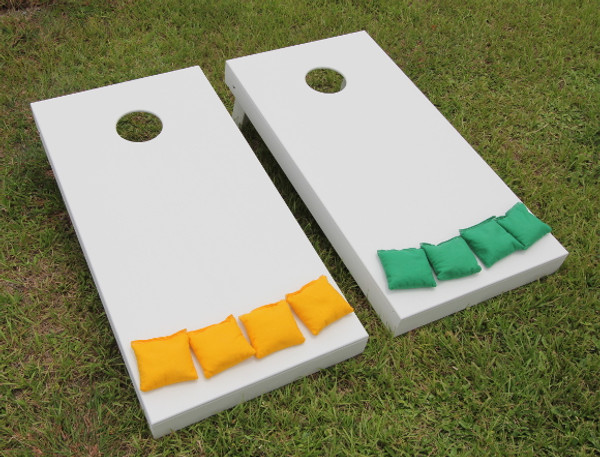 Standard Series Cornhole Boards - Primer Painted