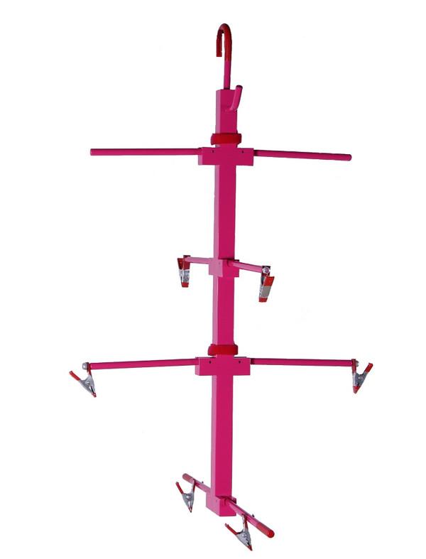 Sports Equipment Tree - Telemagenta