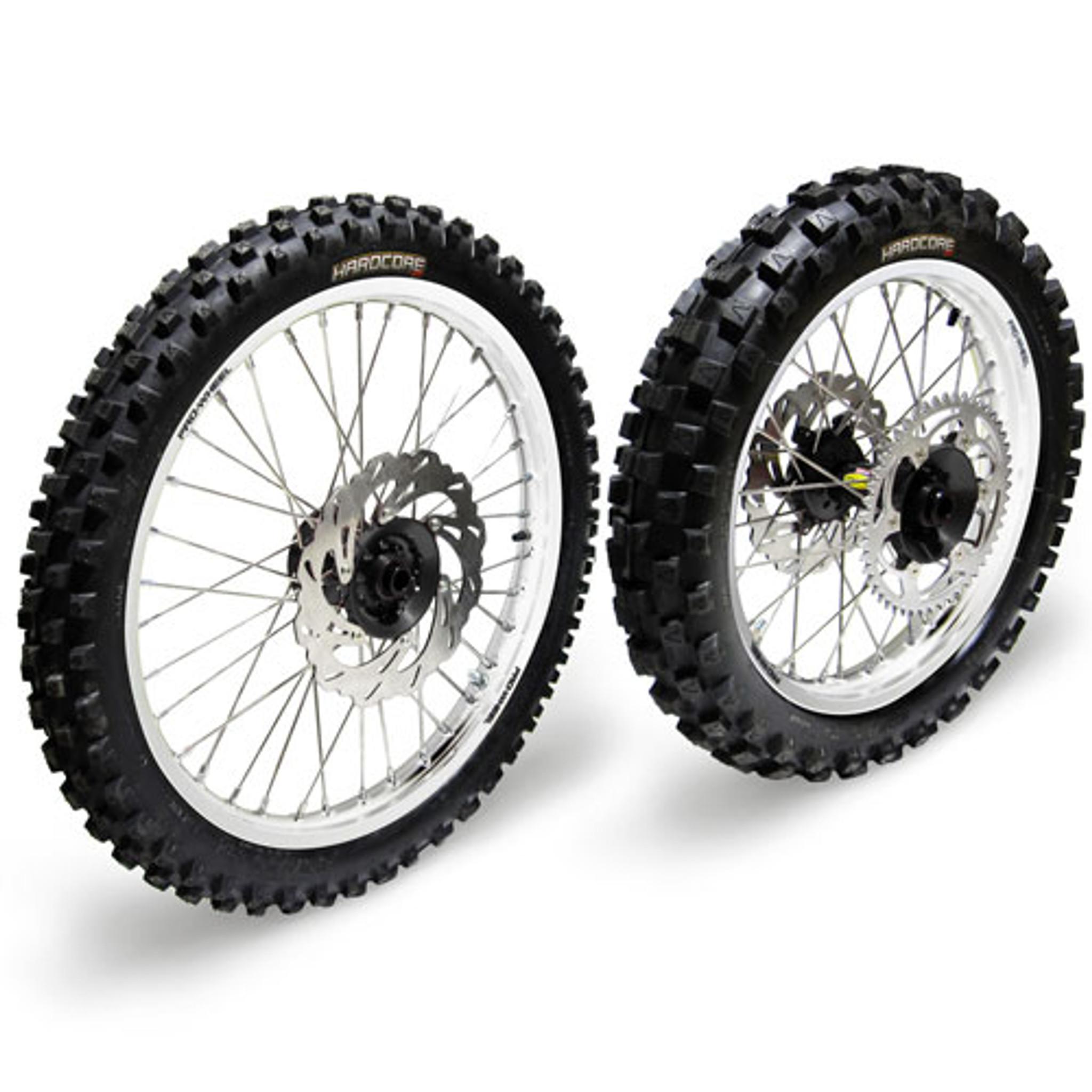 "Pro-Wheel Spoke Kit Front 21/"" for Suzuki Off-Road Motorcycles"