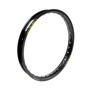 "Suzuki, Yamaha Mini Bike Front Rim - 1.40"" x 17"" - Black"