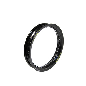 "Kawasaki, Suzuki Mini Bike Rear Rim - 1.60"" x 12"" - Black"
