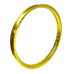 "Yamaha Play Bike Front Rim - 1.40"" x 19"" - Gold"