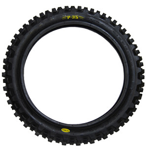 P-35 Rear Dirt Bike Tire - 90/100 x 16