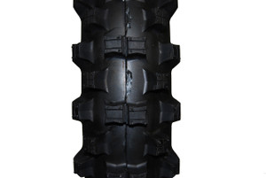 P-35 Rear Dirt Bike Tire - 70/100 x 10