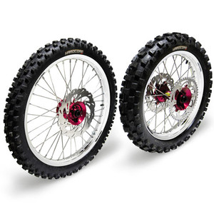 Complete Wheel Set - Honda CR250/CRF450
