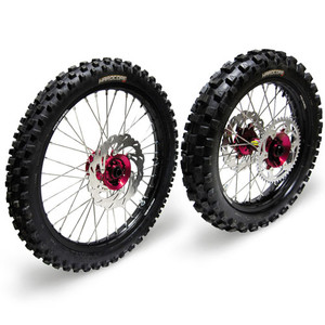 Complete Wheel Set - Honda CR125/CRF250