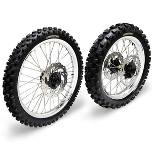Complete Wheel Set - Suzuki RMZ450