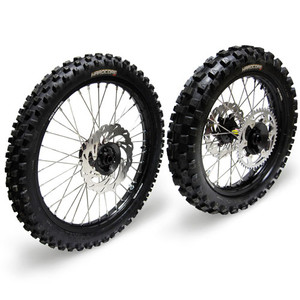 Complete Wheel Set - Suzuki RMZ250