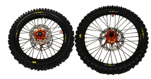 Complete Wheel Set - KTM 125/250SX-F
