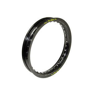 "KTM Mini Bike Rear Rim - 1.60"" x 12"" - Black"