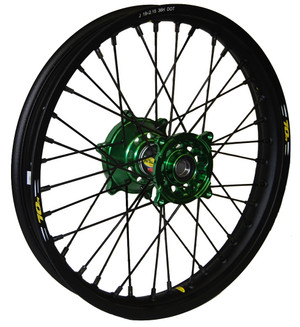 Custom Kawasaki Wheel Set