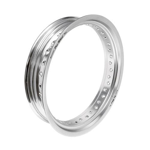 """Supermoto Front Rim - 3.50"""" x 17"""" - Silver"""