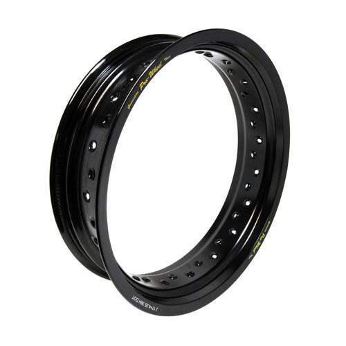 "Honda Supermoto Rear Rim - 4.25"" x 17"" - Black"