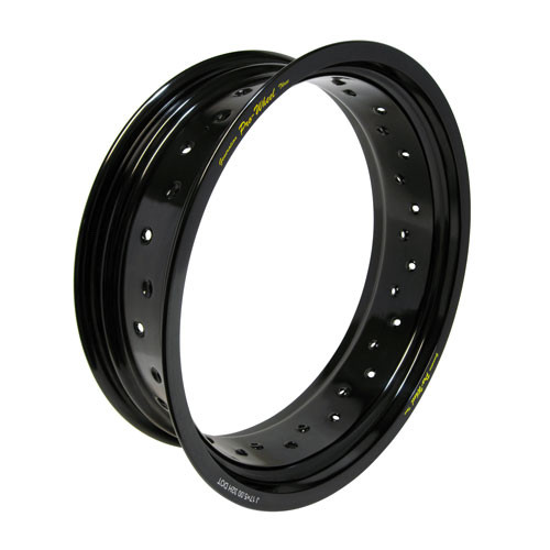 "Honda Supermoto Rear Rim - 5.00"" x 17"" - Black"