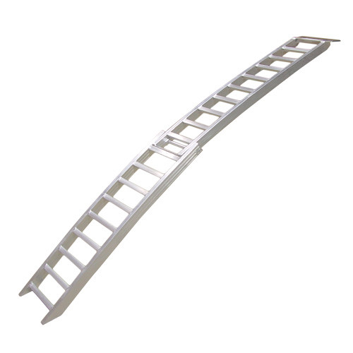 Aluminum Folding Ramps >> 7 Arched Aluminum Folding Ramp