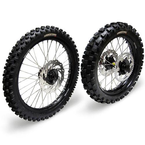 Complete Wheel Set - Kawasaki KX125/250F