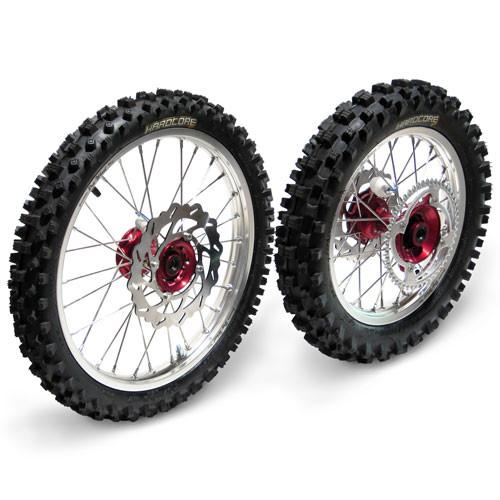 Complete Wheel Set - Honda CRF150R