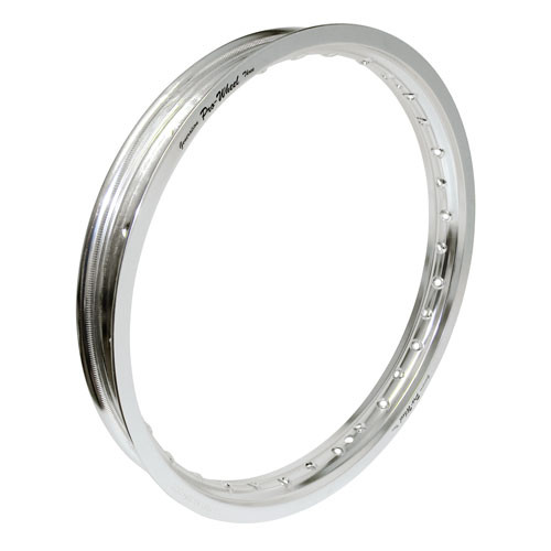 "CLOSEOUT Big Bike Rear Rim - 1.85"" x 19"" - Silver"