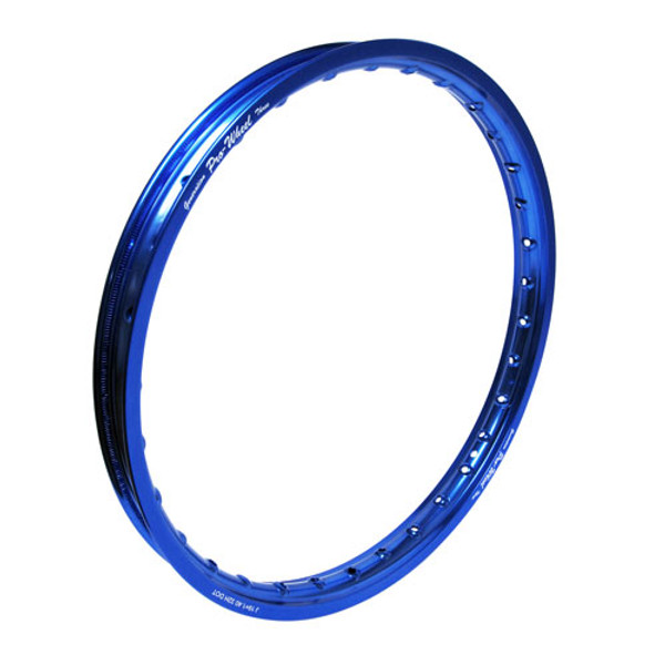 "Suzuki, Yamaha Mini Bike Front Rim - 1.40"" x 19"" - Blue"