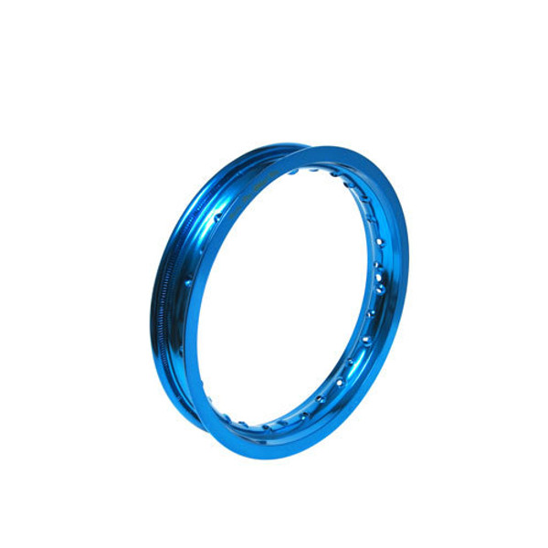 "Suzuki, Yamaha Mini Bike Rear Rim - 1.60"" x 14"" - Blue"