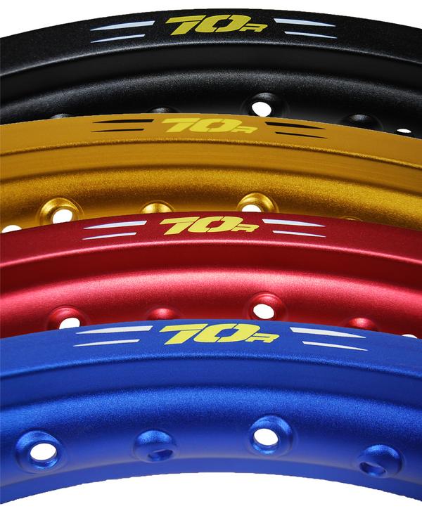 "70-R Rim YZ/KX Big Bike Rear 2.15"" x 19"""