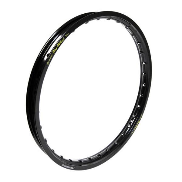 "Yamaha Play Bike Front Rim - 1.40"" x 19"" - Black"