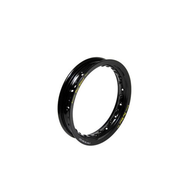 "Honda Play Bike Front/Rear Rim 1.60"" X 10"" - Black"
