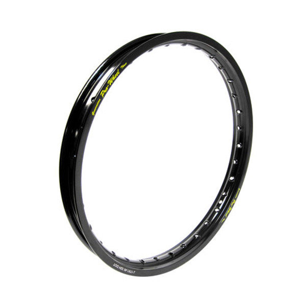 "Yamaha Play Bike Front Rim - 1.40"" x 17"" - Black"