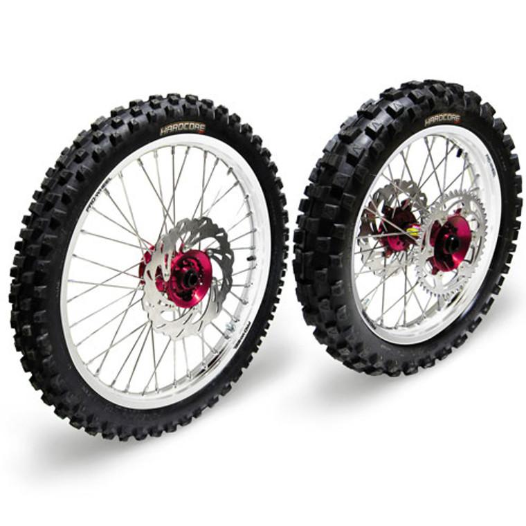 Complete Wheel Set - Honda CR250/CRF450