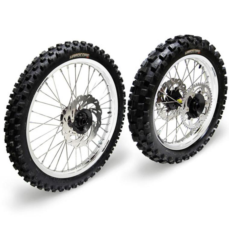 Complete Wheel Set - Suzuki RMZ450