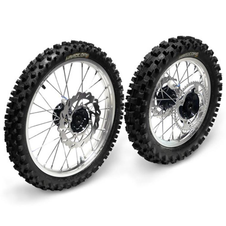 Complete Wheel Set - Suzuki RM85