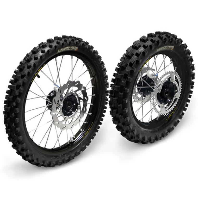Complete Wheel Set - Suzuki RM85 - BW