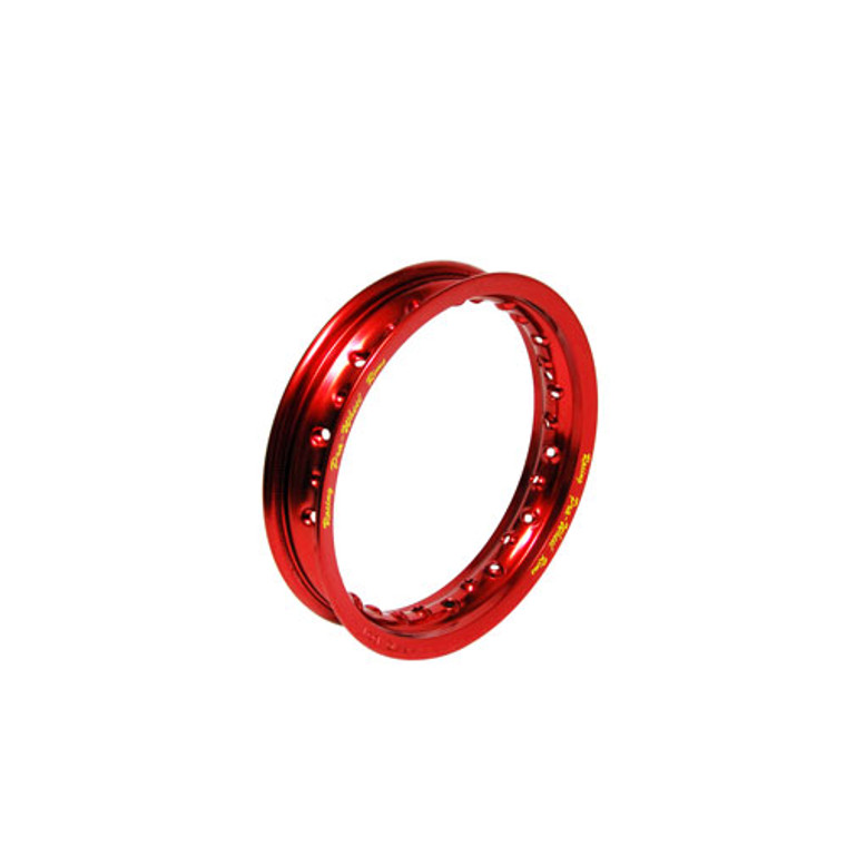 "Kawasaki, Suzuki Play Bike Rear Rim - 1.60"" x 12"" - Red"
