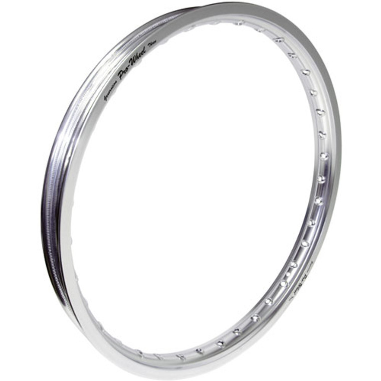 "CLOSEOUT Big Bike Front Rim - 1.60"" x 21"" - Silver"