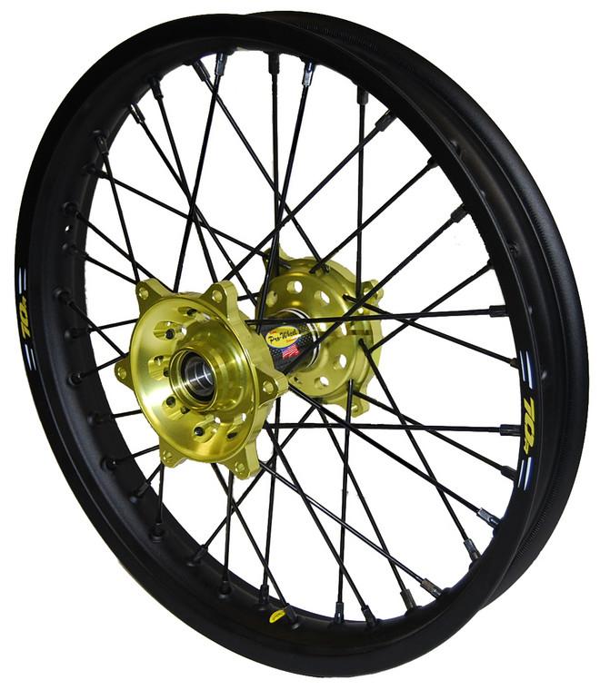 Custom Suzuki Wheel Set