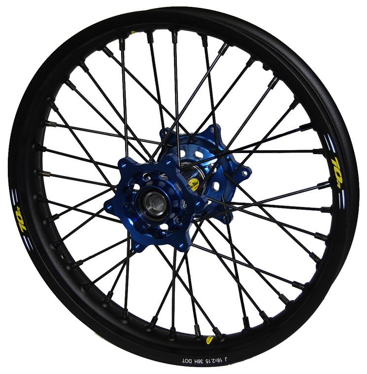 Custom Yamaha Wheel Set