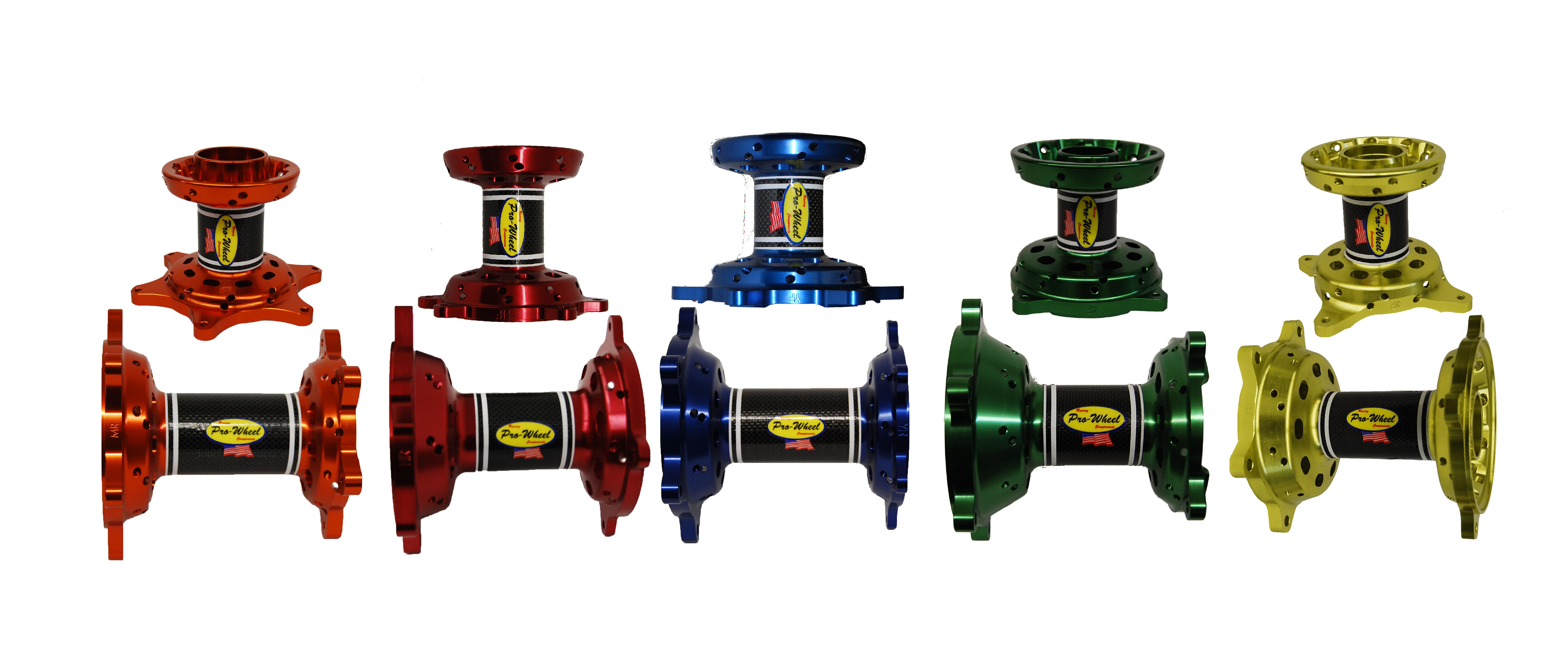 Pro-Wheel Racing Components