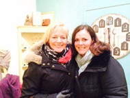 Meeting New Jewelry Artisans in Ireland - Ruth, Creator of the New Leather Bracelets