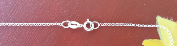 Dawn on the Winter Solstice Hammered Megalith 3 Metal (Sterling Silver, Brass & Copper) Necklace Clasp.