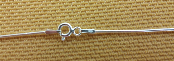 Clasp for Giants Causeway Necklace.